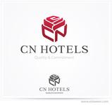 CN Hotels Logo - Entry #142