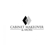 Cabinet Makeovers & More Logo - Entry #24