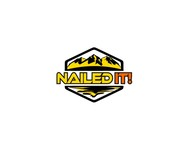 Nailed It Logo - Entry #8
