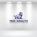 MGK Wealth Logo - Entry #292