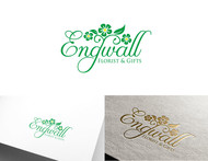 Engwall Florist & Gifts Logo - Entry #188