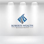 Roberts Wealth Management Logo - Entry #290