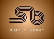 Simply Binary Logo - Entry #14