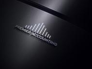Premier Accounting Logo - Entry #461