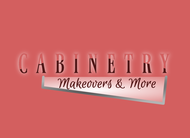 Cabinet Makeovers & More Logo - Entry #50