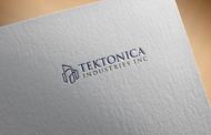 Tektonica Industries Inc Logo - Entry #71