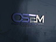 Omega Sports and Entertainment Management (OSEM) Logo - Entry #95