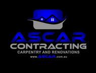 ASCAR Contracting Logo - Entry #40