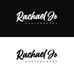 Rachael Jo Photography Logo - Entry #232