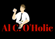 Al C. O'Holic Logo - Entry #32