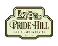 Pride Hill Farm & Garden Center Logo - Entry #96