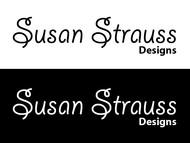 Susan Strauss Design Logo - Entry #79