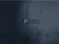 ALLRED WEALTH MANAGEMENT Logo - Entry #406