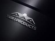 Tier 1 Products Logo - Entry #482