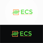 Elite Construction Services or ECS Logo - Entry #252