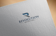 Revolution Roofing Logo - Entry #57