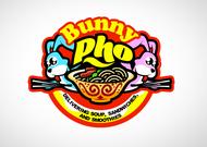 Bunny Pho Logo - Entry #53