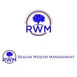 Reagan Wealth Management Logo - Entry #557