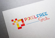 PixelFree Studio Logo - Entry #27