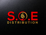 S.O.E. Distribution Logo - Entry #74