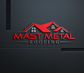 Mast Metal Roofing Logo - Entry #165