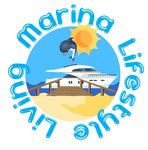 Marina lifestyle living Logo - Entry #125