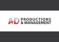 Corporate Logo Design 'AD Productions & Management' - Entry #44