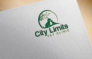 City Limits Vet Clinic Logo - Entry #207