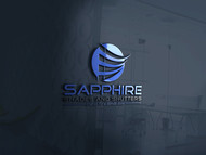 Sapphire Shades and Shutters Logo - Entry #144