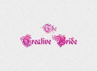 The Creative Bride Logo - Entry #76