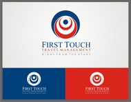 First Touch Travel Management Logo - Entry #113