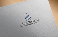 Julius Wealth Advisors Logo - Entry #238