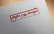 Drifter Chic Boutique Logo - Entry #320