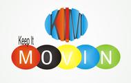 Keep It Movin Logo - Entry #330