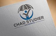 Chad Studier Insurance Logo - Entry #335