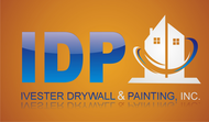 IVESTER DRYWALL & PAINTING, INC. Logo - Entry #113