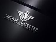 Lucasey/Getter Creative Management LLC Logo - Entry #103