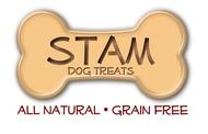 STAM grain-free dog treats  Logo - Entry #10