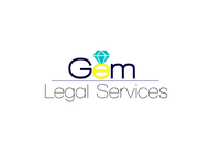 Gem Legal Services Logo - Entry #3