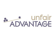 Unfair Advantage Logo - Entry #14