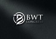 BWT Concrete Logo - Entry #53