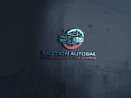 Motion AutoSpa Logo - Entry #210