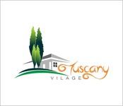 Tuscany Village Logo - Entry #2