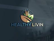 Healthy Livin Logo - Entry #440