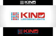 Kind LED Grow Lights Logo - Entry #81