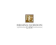 Regina Gordon Law Office  Logo - Entry #34